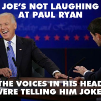 Laughing Joe