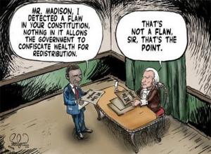 James Madison's advice