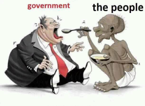 Big government vs. the people
