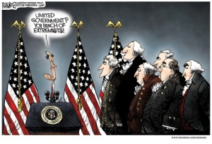 Founding extremists