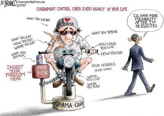 Govt control
