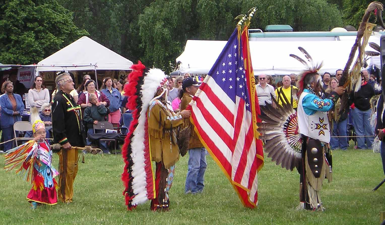 native pow wow