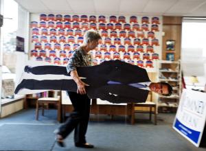 romney cutout