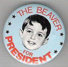 The beaver for prez