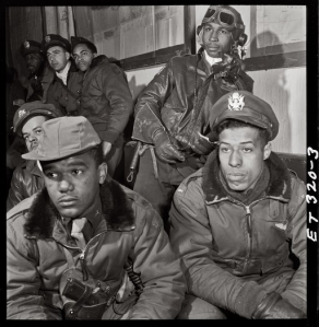 Tuskegee airmen ~ World War II