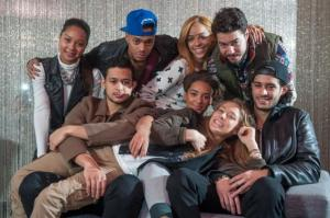 """Washington Heights"" cast ~ Craig Warga: New York Daily News"