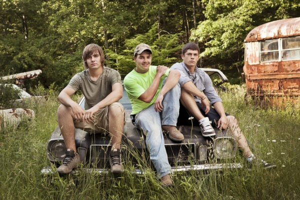 "The boys of ""Buckwild"" ~ MTV"