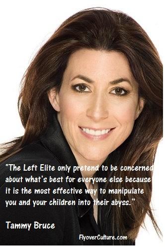 Tammy Bruce- The Left Elite