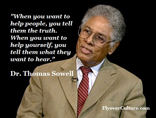 Thomas Sowell - The Truth