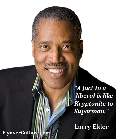 Larry Elder: Liberal Kryponite