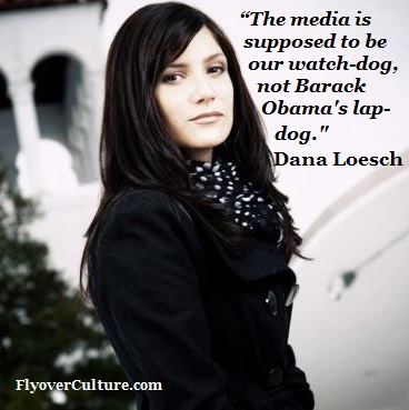 Dana Loesch: Obama's lapdog media