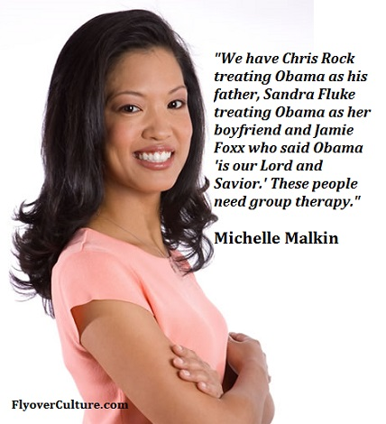 Michelle Malkin: Celebrity Group Therapy