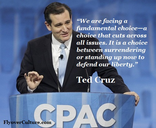 Ted Cruz: CPAC 2013 Keynote Speaker