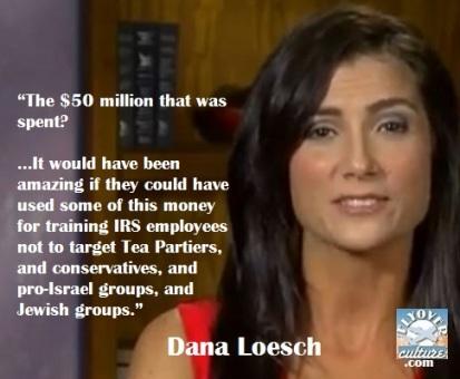 Dana Loesch: IRS scandal