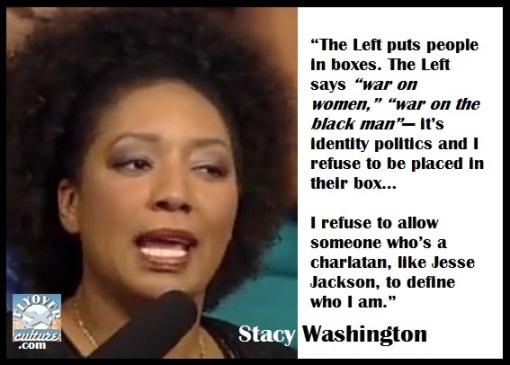 Stacy Washington: Townhall.com columnist