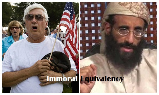 Immoral Equivalency: Tea Party vs. Muslilm Extremists