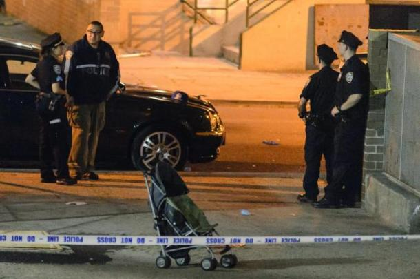 Brooklyn toddler shooting