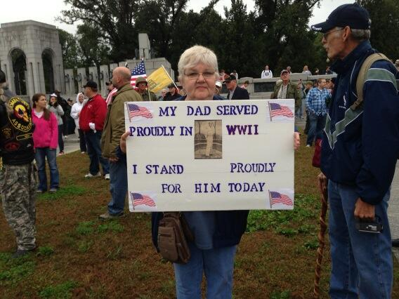 Honoring our WWII Vets