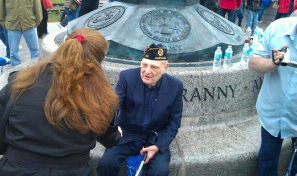 Thank you, sir, for your service and patriotism