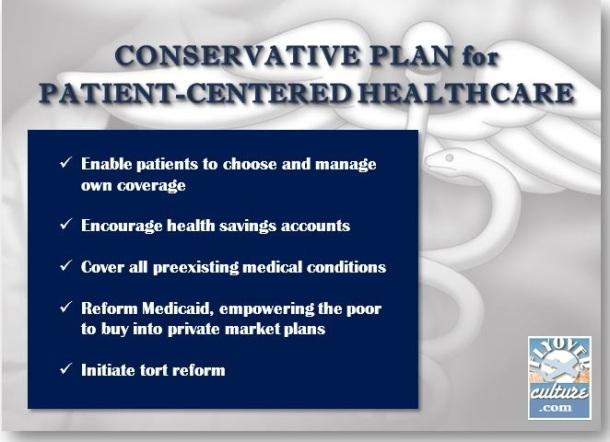 Conservative Healthcare Plan