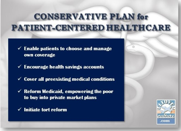 Conservative Healthcare Plan