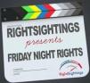 RightSightings: Friday Night Rights